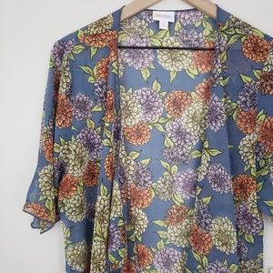 [ new ] Lularoe Shirley Kimono